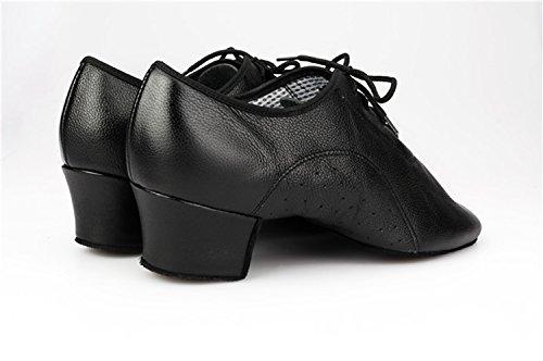 Miyoopark Kbts013a Zapatos De Boda De Cuero Con Cordones Para Hombre De Cordones Latinos Miyoopark Negro
