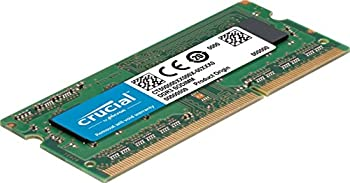 Crucial 4gb Kit (2gbx2) Ddr3ddr3l 1333 Mts (Pc3-10600) Sodimm 204-pin Memory For Mac - Ct2k2g3s1339m 2