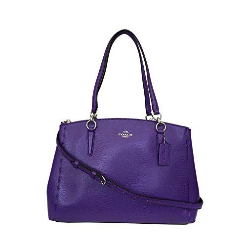 Crossgrain Leather Christie Carryall Handbag