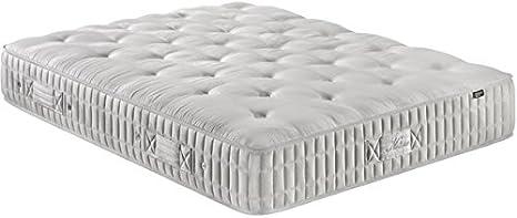 Marpe Colchón Natura, núcleo de Muelle ensacado Sackspring® Trizone y Lana y algodón de