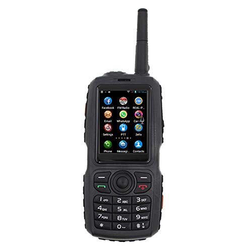 YZT A17 IP67 Rugged Waterproof Phone Android GPS Zello PTT 3G Network intercom GSM Senior Old Man Mobile -