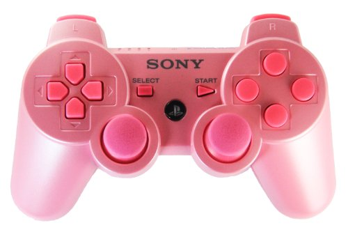 Pink Ps3 Rapid Fire Custom Modded Controller 40 Mods for ...