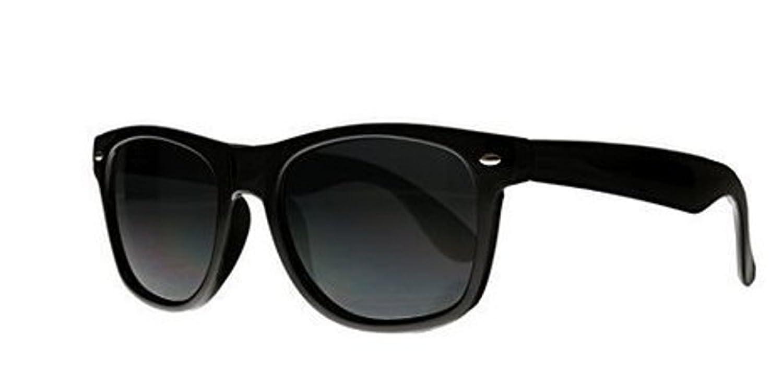 Oramics® Retro Wayfarer Nerd Sonnenbrille klar