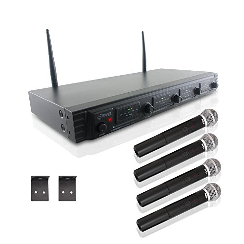 Pyle PDWM4520 Wireless Microphone Microphones