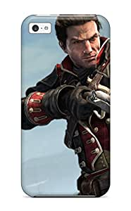 Cheap TashaEliseSawyer Case Cover Skin For Iphone 5c (assassin's Creed: Rogue) 3690884K98967748