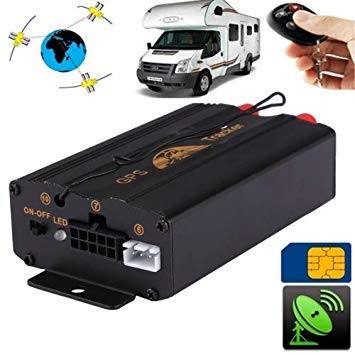 Uniqus B236 GPS/SMS / GPRS Tracker Vehicle Tracking System