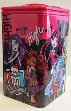 Monster High Freaky Fabulous Pencil Tin
