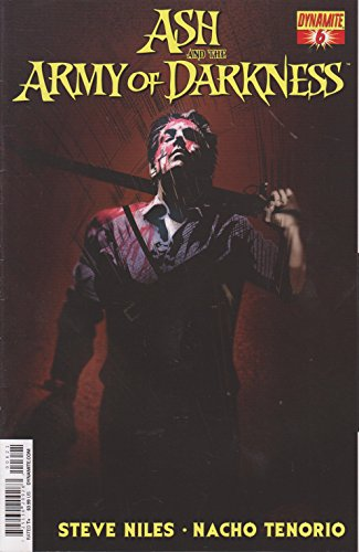 Ash and the Army of Darkness Number 6 Variant Calero Cover Calero Cover