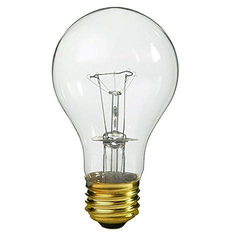 Pack Of 48 Incandescent 100 Watt A19 Light Bulb Clear Standard