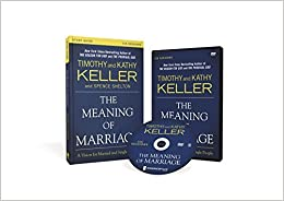 The Meaning of Marriage Study Guide with DVD: A Vision for Married and Single People by Timothy Keller (2015-10-13)
