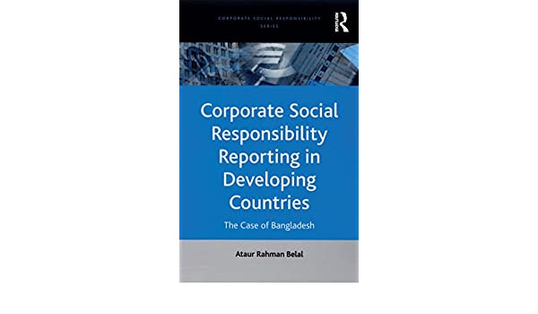 corporate social responsibility in developing countries