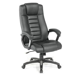 TecTake 400585 : Silla de calidad y cómoda.