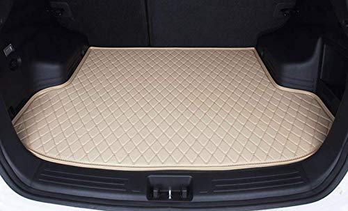 E83 Mat - New Protective Rear Trunk Mat 1PC for BMW X3 E83 2004-2010 (Cream)