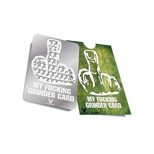 Grinder tarjeta My Fucking Grinder Card: Amazon.es: Jardín