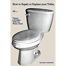 How to Repair or Replace Your Toilet