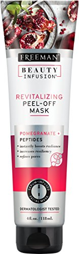 (Freeman Beauty Infusion Mask Revitalizing 4 Ounce (Peptides) (118ml))