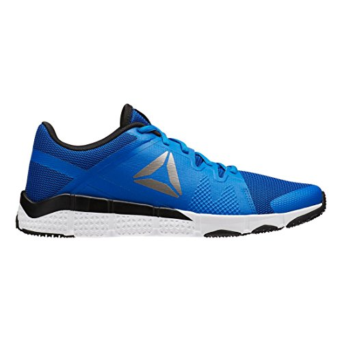 Reebok Mens Trainflex Cross-trainer Schoen Blauw / Zwart