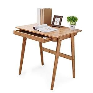 Amazon.com: Escritorio para ordenador, simple escritorio de ...