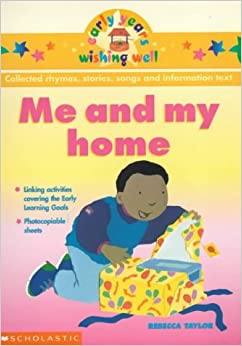 Book Me and My Home (Early Years Wishing Well)