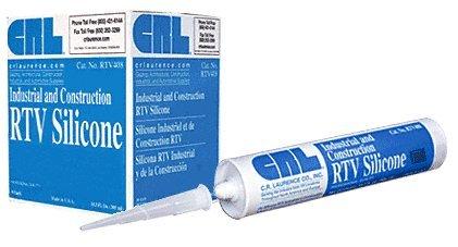 Bronze RTV408 Neutral Cure Silicone - Cartridge