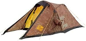 Roadsign 70500 - Tienda de campaña para 2 personas (225 x 160 x 105 cm), color marrón
