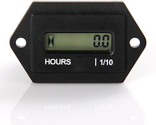 Amazon.com: runleader rl-hm008 DC 4.5 – 90 V contador de ...