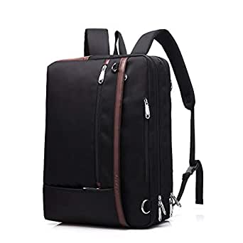 Mens Bag Material Safety And Environmental Protection 17 Inch 47*13*34cm Business Computer Bag Waterproof File Package Large Capacity, Portable, One Shoulder, Double Shoulder, Waterproof And Wearable,