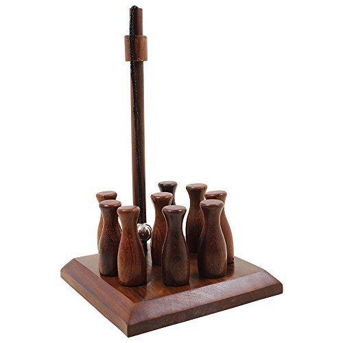 Bar Skittle Bowling Set 8