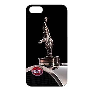 3D Bugatti Car Flag Phone Case Classical Customized Cover Case for Iphone 4/4s Luxury Bugatti Logo