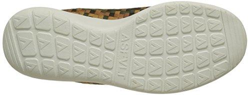 Asfvlt Speed - Zapatillas Unisex adulto Marron (Camo Nature Woven)