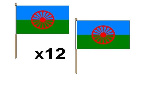 GIZZY® – Pack de 12 (gitana Romani personas) 18