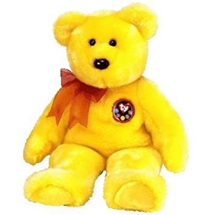 Amazon.com  TY Beanie Buddy - TRADEE the Bear (13 inch - Internet  Exclusive)  Toys   Games d1ee3e7baa1f