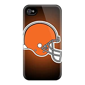 Back Cases Covers For iphone 6 plusd 5.5 - Cleveland Browns