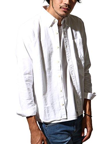 活性化道路製造[チャオ] ciao オックスフォードボタンダウンシャツ ∞ made in Japan ∞ 292003