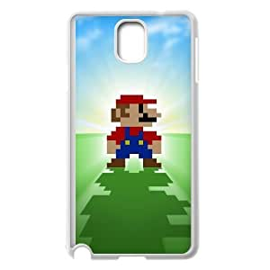 SamSung Galaxy Note3 cell phone cases White Super Mario Bros fashion phone cases TGH887764