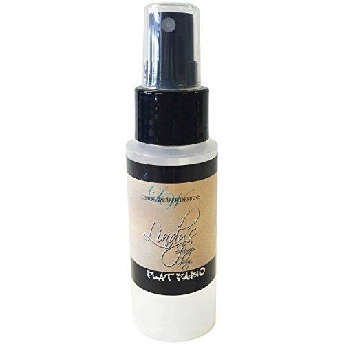 Lindy's Stamp Gang Flat Fabio Spray Dye, 2-Ounce Bottle, Cafe Au Lait
