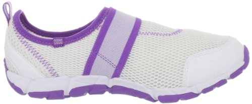 Helly Hansen W The Watermoc 5 Zapatillas de deporte, Mujer - White/Powder Purple