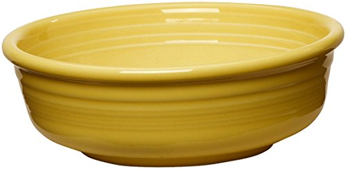 Fiestaware 14.25oz Cereal Bowl - Sunflower Yellow 14.25 Ounce Small Bowl