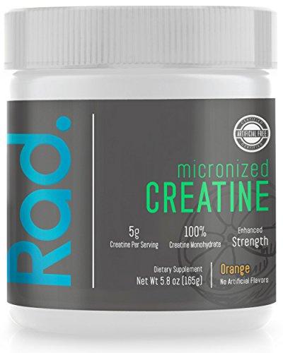 Rad Pure Creatine Monohydrate Powder product image