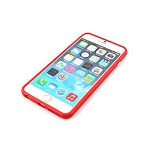 G4GADGET® Iphone 6 Silicon Bumper Red
