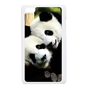 HXYHTY Phone Case Panda,Customized Case For Ipod Touch 4
