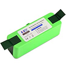 BAKTH 4400mAh Lithium Replacement Battery for iRobot Roomba 500 520 532 540 550 552 560 570 595 600 620 630 650 655 660 700 770 780 790 800 870 880 900 960 980 Scooba 450