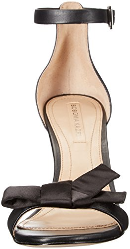 BCBGMAXAZRIA Women's MA-Pavli Dress Sandal, Black, 9.5 M US