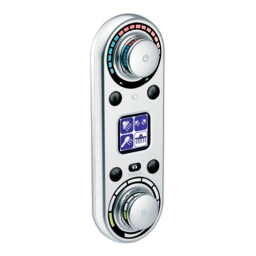 - Moen TS3420 IO/Digital Vertical Spa Digital Control, Chrome