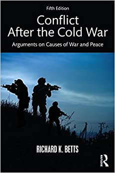 ?FREE? Conflict After The Cold War: Arguments On Causes Of War And Peace. industry nacrt known based erosion Human Master Compra