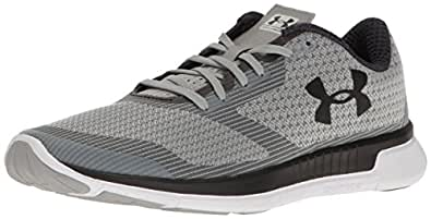 Under Armour Womens 1285494 Charged Lightning Gray Size: 12