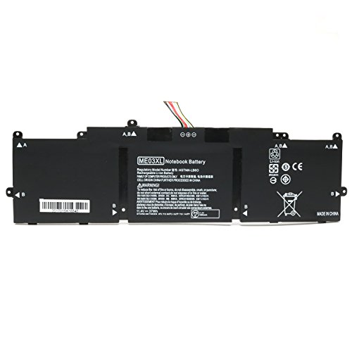 Reparo 11.4V 37WH ME03XL New Replacement Laptop Battery for HP Stream 11 13-C010NR Notebook 787521-005 787089-541 HSTNN-UB6M by Reparo (Image #6)