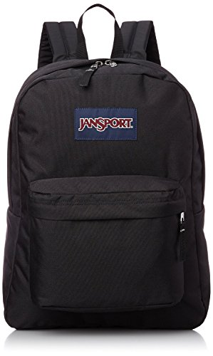 2017 Back-to-School Popular Backpacks Teens & Tweens - Jansport Superbreak Backpack (Black)