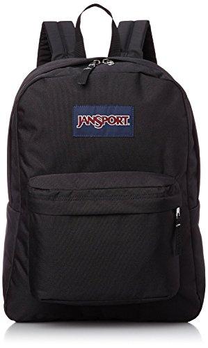 2017 Back-to-School Popular Backpacks Teens & Tweens - Jansport Superbreak Backpack (Black)