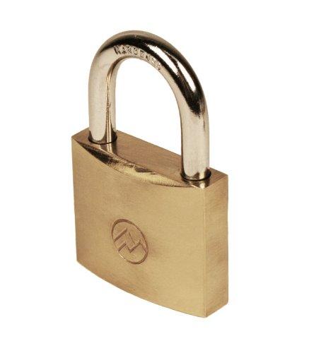 Series Solid Steel Padlock - Mountain Series (BP125-KD) Solid Brass Padlocks, 1-1/4